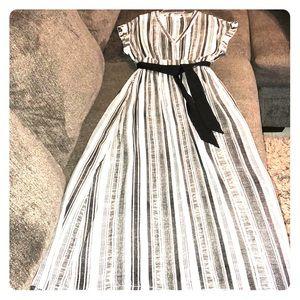 H&M's long NWOT dress!